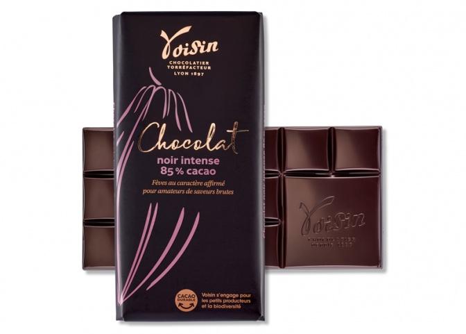 Noir intense 85% cacao