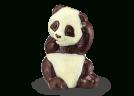 Panda de Pâques Voisin
