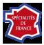 logo specialité de france
