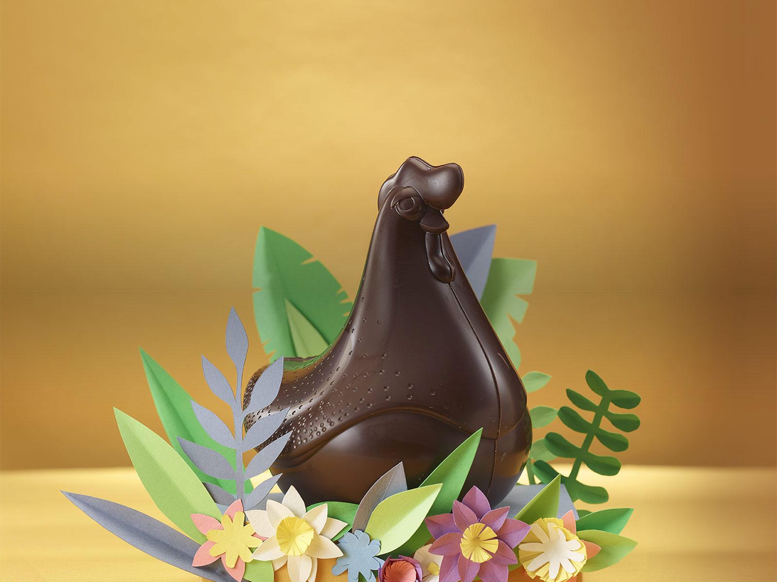 Chocolats de Noël Voisin
