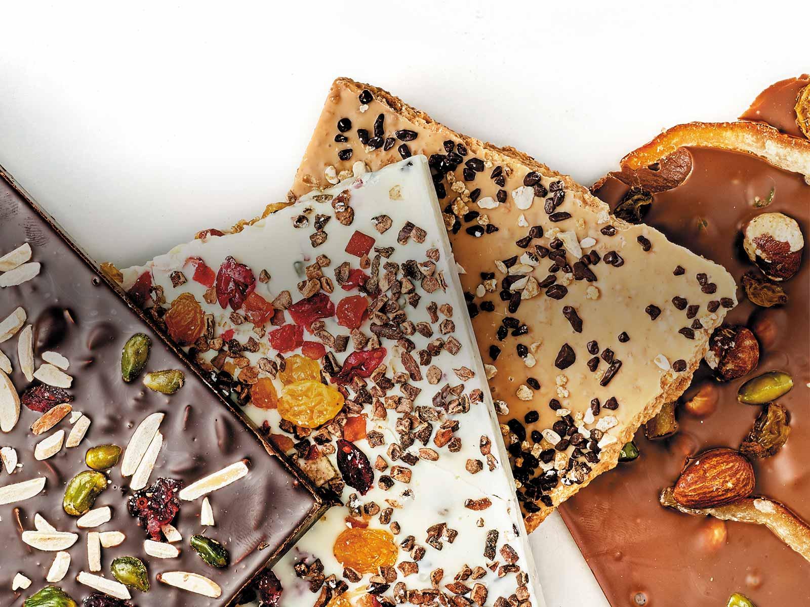 Tablettes chocolat géantes